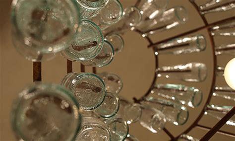 kronleuchter flaschen bernd schwab schwab design