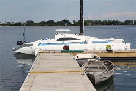 trimaran for sale seattle 2010 farrier f 82r sail boat for sale www yachtworld