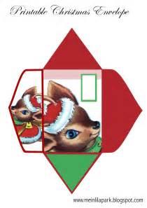 printable christmas cards with envelopes free printable xmas envelope for kids ausdruckbarer