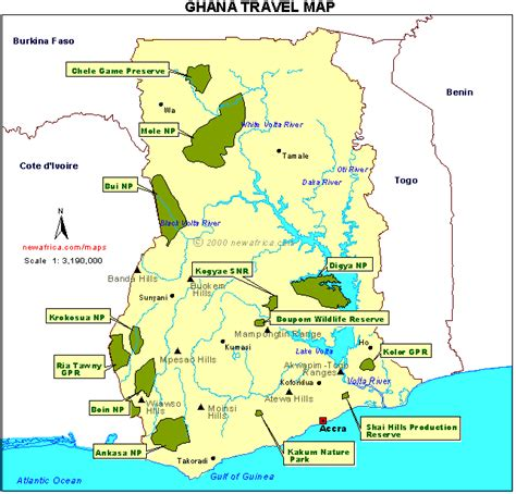Land Plots For Sale by Ghana Maps