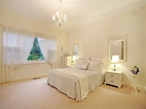 cream bedroom ideas modern bedroom design idea with carpet french doors