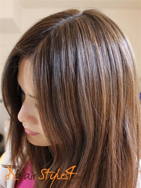 Where To Highlight 2015 Hair Highlight Trends Hairstyles4