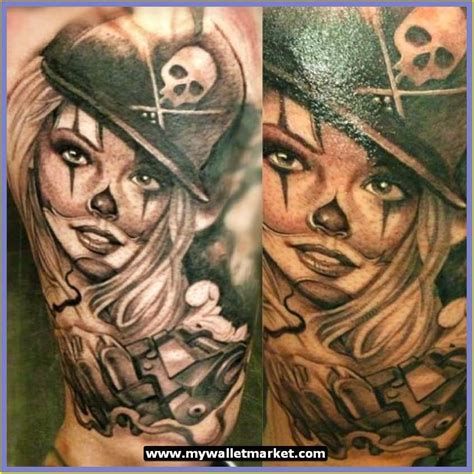 pin up tattoos designs pin up black and white www imgkid the image