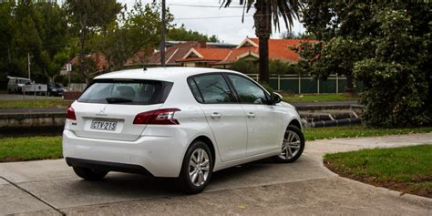 peugeot white 2015 peugeot 308 active review caradvice