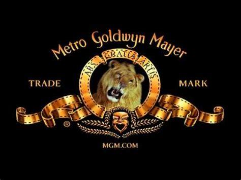 film lion generique mgm logo 3 roar 2008 restoration youtube