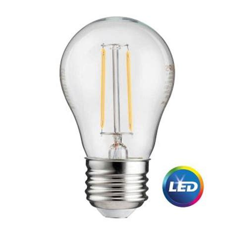led light bulbs home depot philips 100w equivalent daylight led light bulb 2 pack