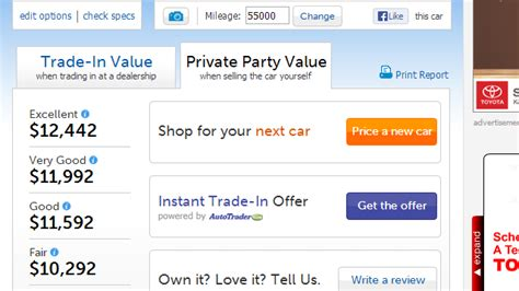 how can i determine the real value of my car