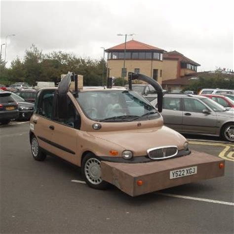 Fiat Multipla Top Gear Image 19
