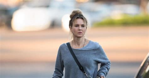 Renee Zellweger Steps Out In Nyc With Hermes And Louboutin by Renee Zellweger Steps Out After Plastic Surgery