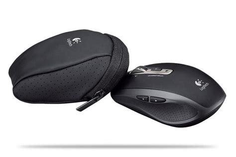 Logitech Anywhere Mouse Mx logitech anywhere mouse mx le test complet 01net