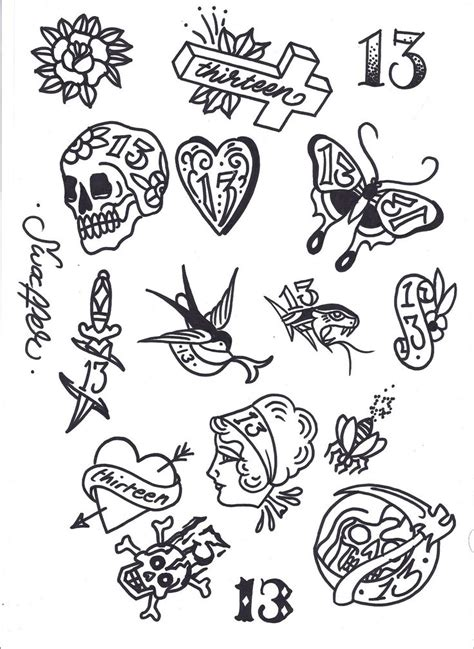 tattoo flash art for men best 20 flash ideas on