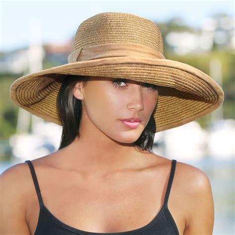 womens wallaroo celeste uv sun hat 1 size suntogs