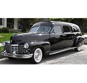Precision Miniatures 118 1947 Cadillac Miller Landau Hearse  Diecast
