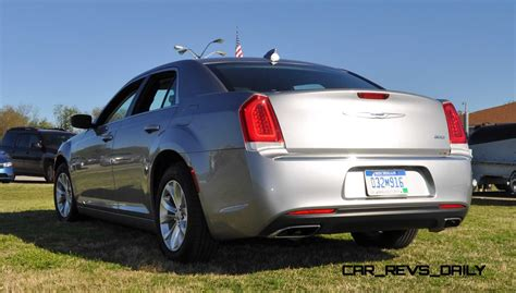 road test review  chrysler  limited