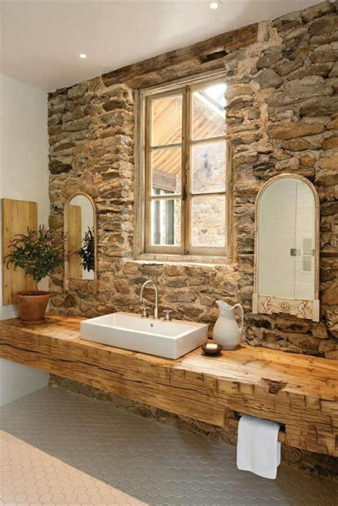 bad holz bad aus holz gestalten ideen f 252 r rustikale badeinrichtung