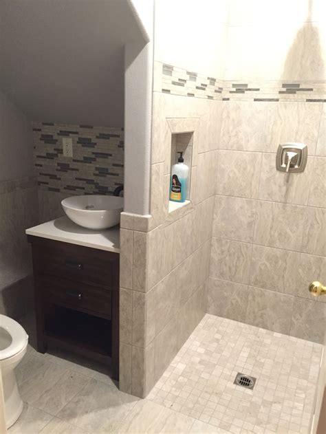 turned   bath   bath  putting shower