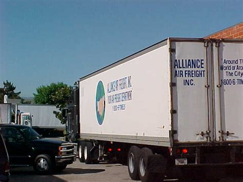 alliance air freight announces new freight quote and logistics shipping platform
