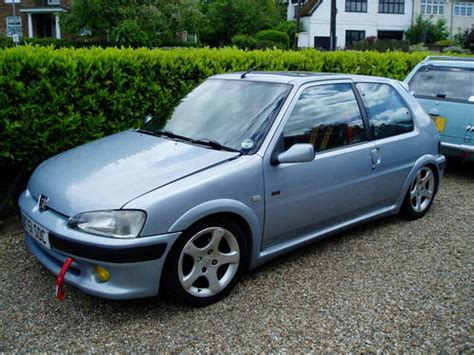 old peugeot for sale for sale peugeot 106 gti 2001 modified road track day