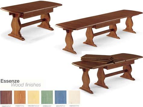 tavoli allargabili tavolo rettangolare allungabile per uso contract e