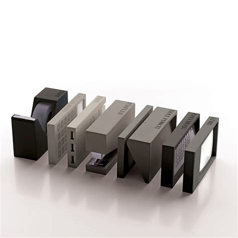 Buro Desk Accessories Lexon Buro Collection The Awesomer