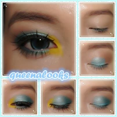 Eyeshadow Sariayu Pallete queenalooks inspired make up
