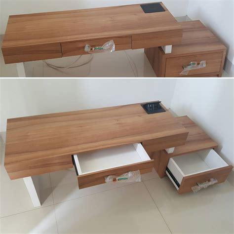 Meja Kerja Lesehan 40 model meja komputer laptop minimalis murah terbaru 2018 dekor rumah