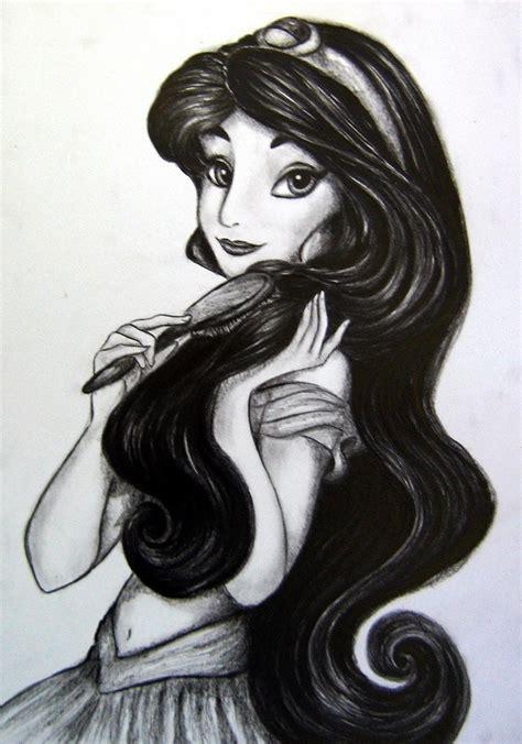 Drawing Disney by Pencil Drawings Pencil Drawings Disney Princess