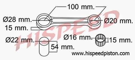 Stang Seher Stang Seker Stang Piston Conrod Rxs daftar connecting rod stang seher motor yamaha serba