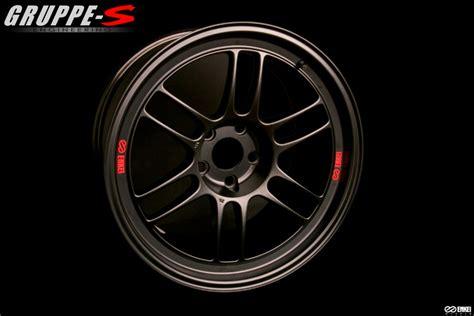Enkei Rpf1 Black 18x9 5 15 enkei rpf1 18x9 5 15 in matte black brand new