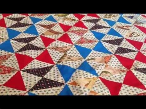 Dimensional Bow Tie Quilt Pattern by Beginner Easy Quilt Patterns Free Disappearing Bow Tie