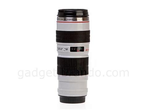 Canon Ef 70 200 Lens Cup Putih canon ef 70 200mm f 4l usm lens mug gadgetsin
