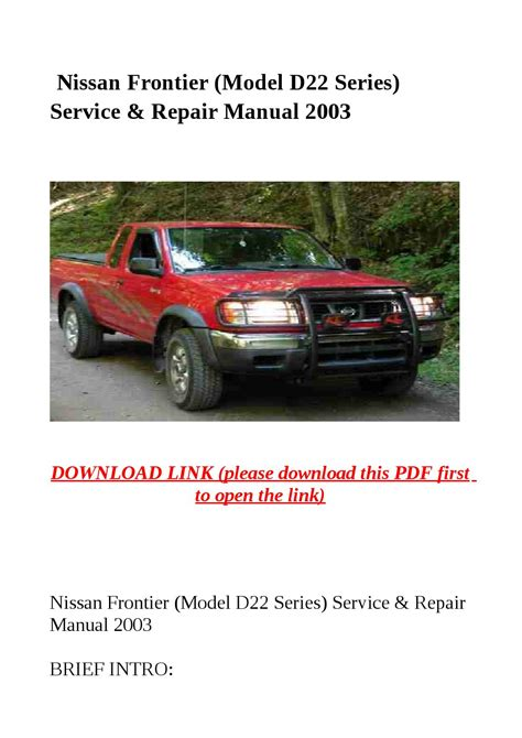 on board diagnostic system 1998 nissan frontier head up display service manual manual lock repair on a 2003 nissan frontier jual manual freelock nissan