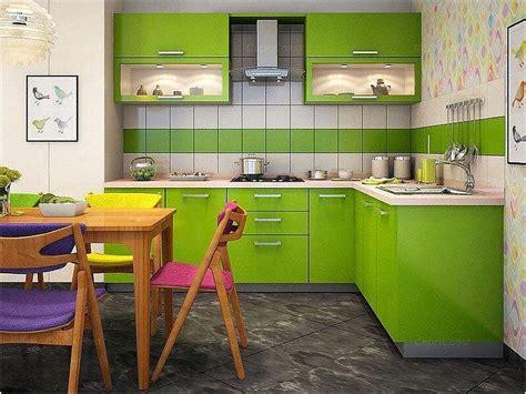 desain dapur menyatu  meja makan arsitekhom