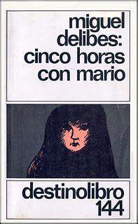 Resumen 5 Horas Con Mario by Resumen Cantar Mio Cid