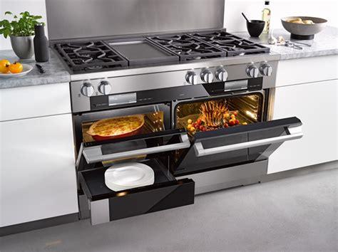 fornuis 1 meter amerikaans koken op de range cooker van miele nieuws