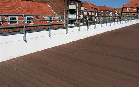 roof top deck roof top wpc decking roof top deck techwoodn