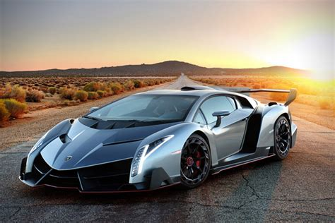 Lamborghini World 4 7 Million Lamborghini Veneno World S Most Expensive