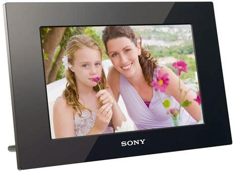 sony frame digital photo frame sonyrumors
