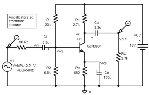 transistor bjt a emettitore comune transistor bjt emettitore comune 28 images elettronica di base ppt scaricare elemania
