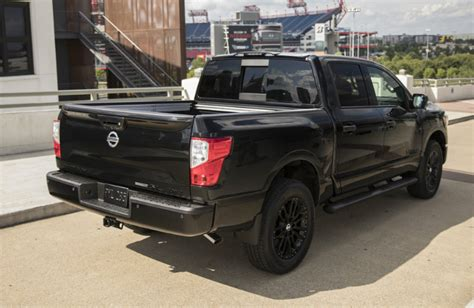 nissan titan midnight edition pictures and of the 2018 nissan midnight edition