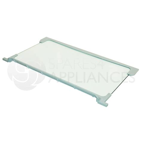 genuine beko fridge freezer glass shelf 4312240400 ebay