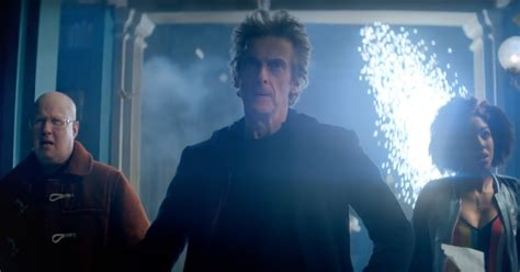 doctor who new doctor who season 10 teaser is of