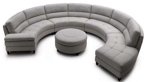 half circle sectional sofa contemporary sofas half sectional sofa half circle
