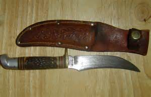 western knives western knife and sheath 640 for sale antiques