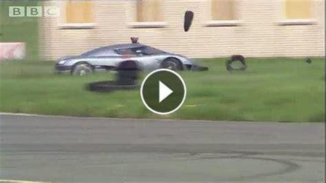 Top Gear Koenigsegg Crash Stig Crashes Koenigsegg Ccx Hq Top Gear Series 8