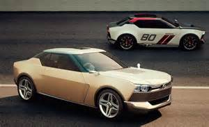 nissan new concept car 2018 nissan idx freeflow concept and 2018 nissan idx nismo