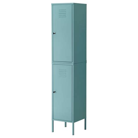 locker storage ikea lohals rug flatwoven natural turquoise ikea ps