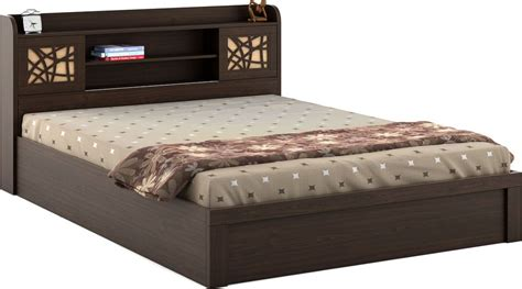 indian bedroom furniture catalogue spacewood mayflower engineered wood queen bed with storage