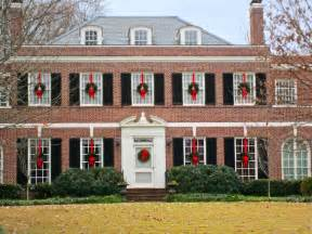 Outside christmas decorating ideas house diyhome
