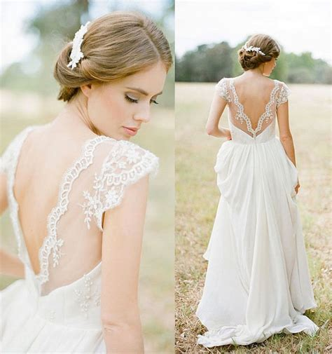 Wedding Dresses With Cap Sleeves by 25 Best Ideas About Cap Sleeve Wedding On